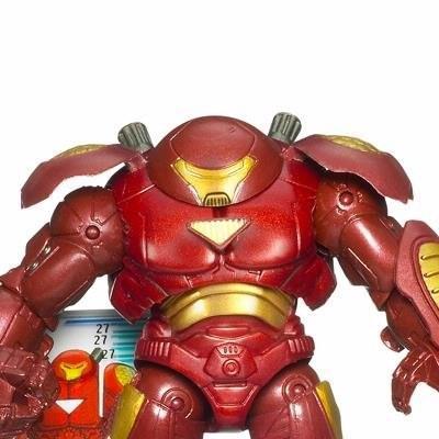 アイアンマン Iron Man Hulkbuster アーマー コミック ブック アクション Figure by Hasbro[海外取寄せ品]