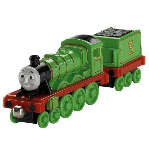 トーマス Thomas The トレイン: ヘンリー Medium-ラージ サイズ エンジン[海外取寄せ品]