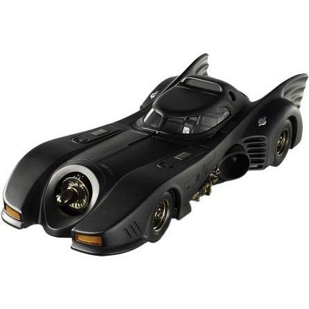 バットマン Batman リターンズ Batmobile 1/18 by Hotwheels CMC96[海外取寄せ品]