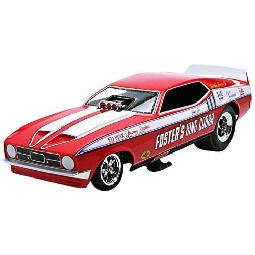 1/18 '72 キング コブラ Mustang, レッド by Ford[海外取寄せ品]