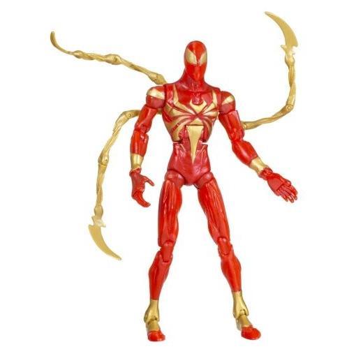スパイダーマン Spider-Man クラシック ヒーローズ Figure Assortment - IRON スパイダーマン Sp[海外取寄せ品]