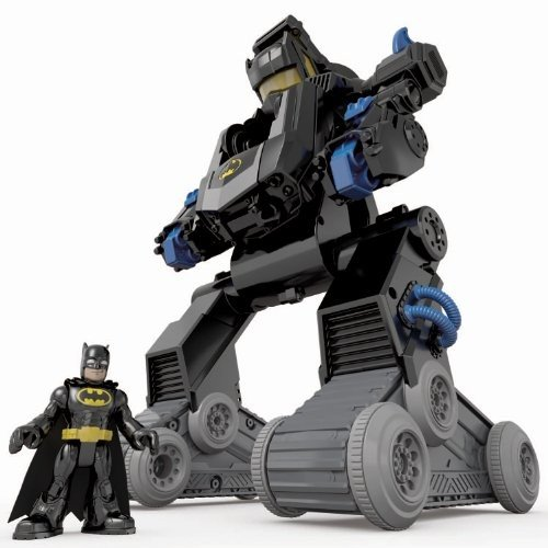 Fisher-Price Imaginext Batbot[海外取寄せ品]