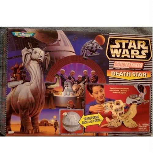 Micro マシーン スターウォーズ Star wars (Double Takes) デス Star[海外取寄せ品]