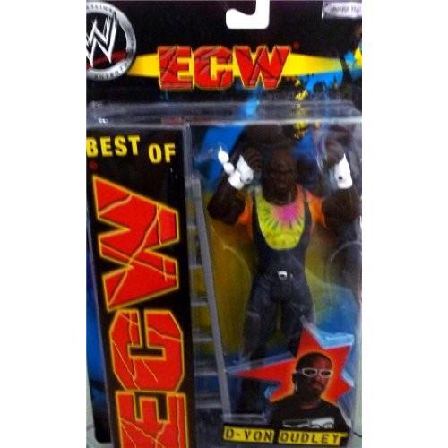 D-フォン DUDLEY - WWE Wrestling the Best of ECW Figure by Jakks[海外取寄せ品]