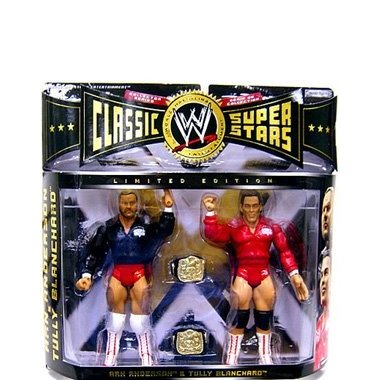 WWE クラシック Superstars Arn Anderson and Tully Blanchard Exclusive 2 [海外取寄せ品]