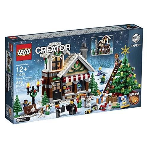 レゴ クリエイター Lego Creator エキスパート ウインター Toy Shop 10249[海外取寄せ品]