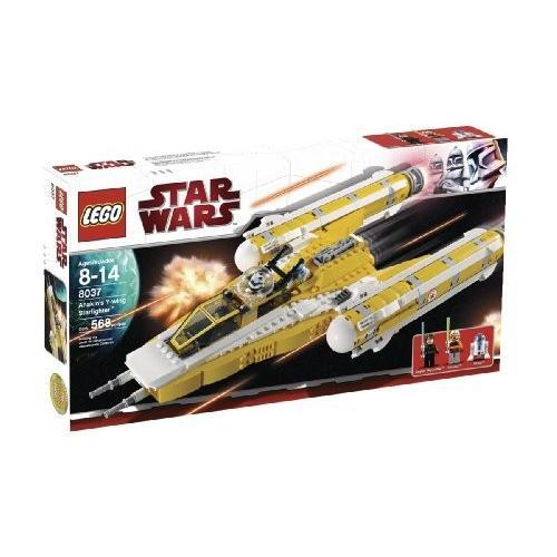 レゴ スターウォーズ Star wars Anakin's Y-Wing Starfighter (8037)[海外取寄せ品]