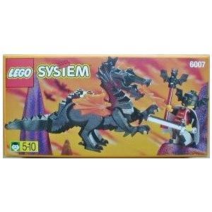 レゴ 6007 Fright Knights バット Lord[海外取寄せ品]