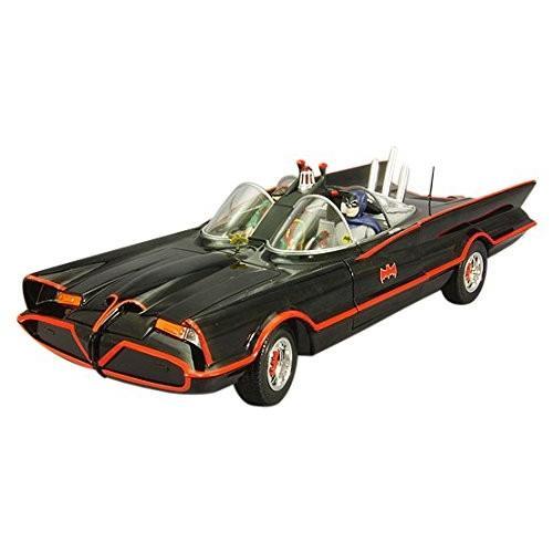 ホット Wheels コレクター バットマン Batman クラシック TV Series Batmobile with Figur[海外取寄せ品]