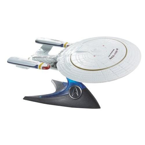 ホット Wheels スタートレック Star Trek バトル Damaged U.S.S. Enterprise NCC-170[海外取寄せ品]
