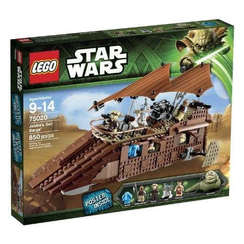 レゴ スターウォーズ Star wars ジャバ Sail Barge 75020[海外取寄せ品]