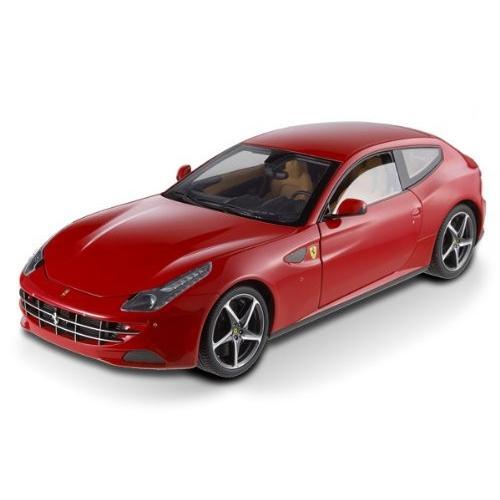 フェラーリ Ferrari FF GT V12 4 Seater レッド エリート Edition 1/18 by Hotwheel[海外取寄せ品]