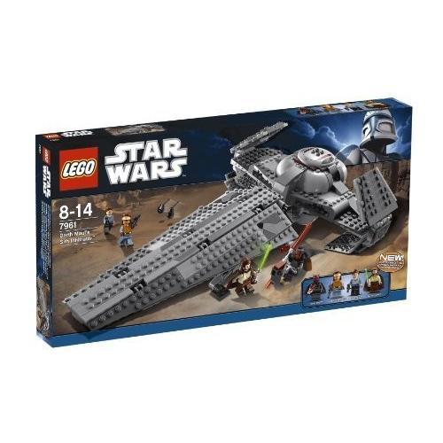 レゴ- スターウォーズ Star wars 7961 ダース・ Maul's シス Infiltrator[海外取寄せ品]