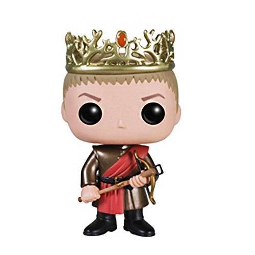 ファンコ POP! ゲーム of Thrones Joffrey Baratheon ビニール Figure[海外取寄せ品]