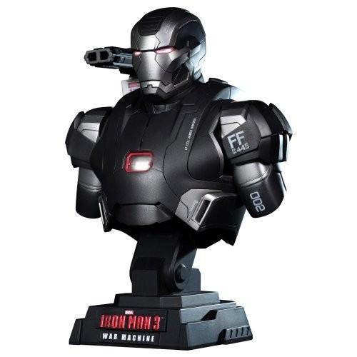 ウォー マシーン Quarter Scale Bust アイアンマン Iron Man 3[海外取寄せ品]