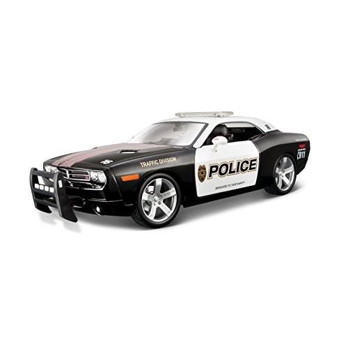 Dodge Challenger コンセプト ポリス Police (2006, 1/18 scale diecast model [海外取寄せ品]