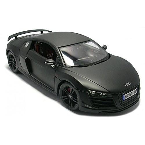 Audi R8 GT マット ブラック 1/18 by Maisto 36190[海外取寄せ品]