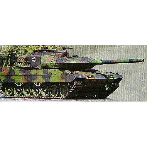 1/35 レオパルド 2 A6 German バトル Tank ITALERI-x6435[海外取寄せ品]