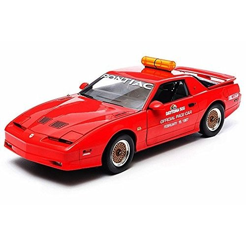 1987 Pontiac GTA, Daytona 500 Pace Car, レッド - 緑light Nascar 12[海外取寄せ品]