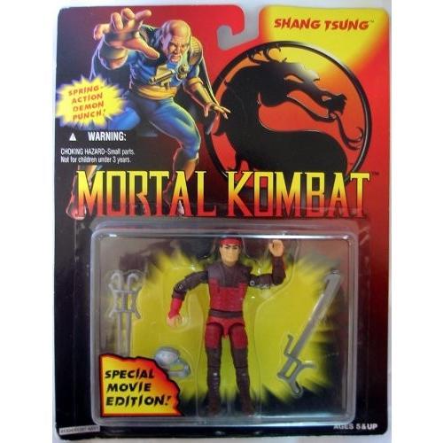 モータル コンバット Mortal Kombat Special ムービー Edition Shang Tsung Version [海外取寄せ品]