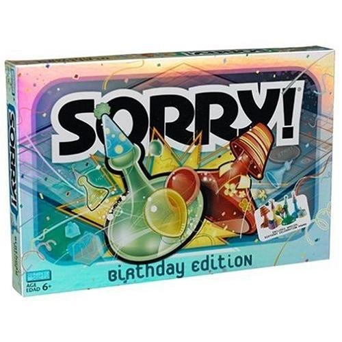 Sorry! Birthday Edition[海外取寄せ品]
