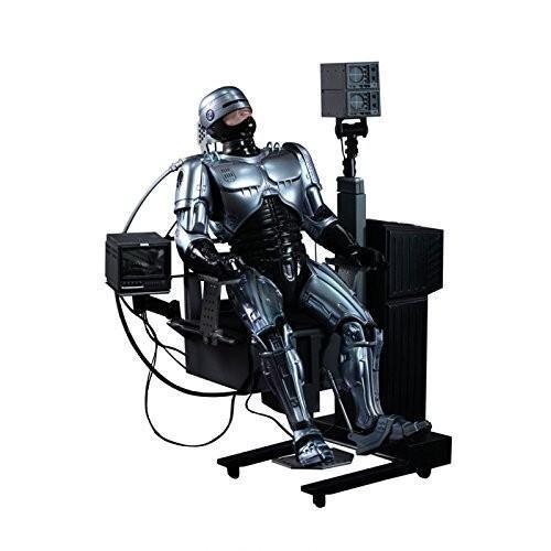 RoboCop ムービー Masterpiece Diecast Robocop 1:6 Collectible Figure [M[海外取寄せ品]