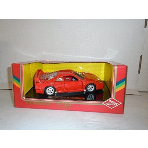 Guiloy 1:20 Scale フェラーリ Ferrari F-40 Die キャスト メタル[海外取寄せ品]
