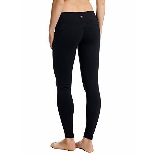 新しい到着 Zobha レディース Legging (Black/Black, 6)(海外取寄せ品), FORESTBLUE 363f747d