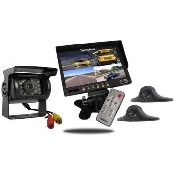 【希少!!】 Tadibrothers 9 バックアップ インチ アルティメイト (3 RV バックアップ Camera System 9 (3 Cameras)(海外取寄せ品), アンド as:0bf33931 --- grafis.com.tr