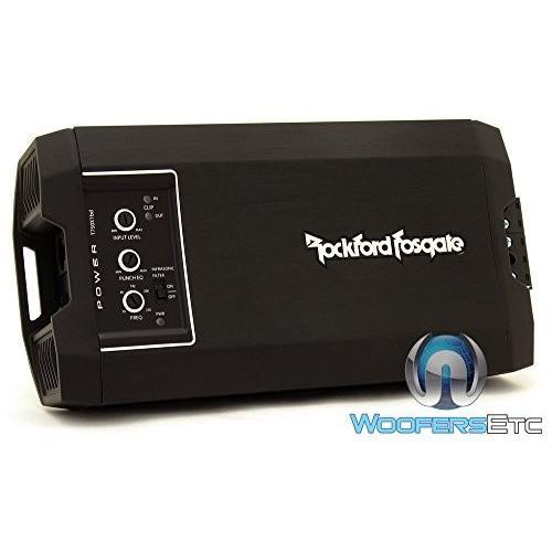 再再販! Rockford Fosgate Power Ultra T750X1bd 750W Power Series Power Ultra T750X1bd Compact クラ(海外取寄せ品), INSIZE:bffdb6e4 --- sonpurmela.online