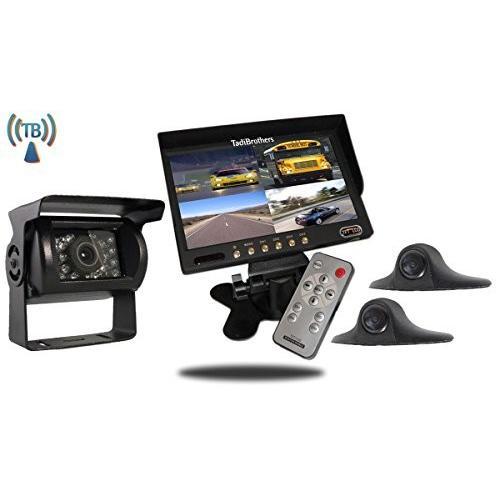 新品 Tadibrothers Wireless 7 バックアップ インチ Wireless アルティメイト RV Trailer バックアップ Camera Tadibrothers Syste(海外取寄せ品), コスドマチ:cf7fffa4 --- grafis.com.tr