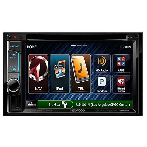 2019春の新作 Kenwood インチ ナビゲーション Touchscreen eXcelon DNX692 6.2 インチ Touchscreen ナビゲーション レシーバ(海外取寄せ品), ジェムストック 天然石&シルバー:6bd837bb --- grafis.com.tr
