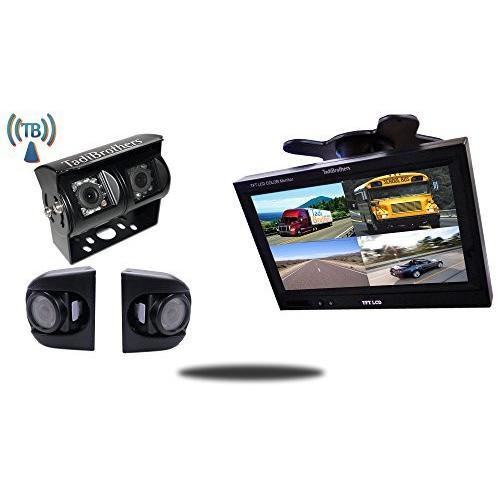 【送料込】 Tadibrothers 7 インチ Wireless アルティメイト RV RV バックアップ Tadibrothers Camera System インチ with D(海外取寄せ品), 前田かしわ店:45a37d33 --- grafis.com.tr
