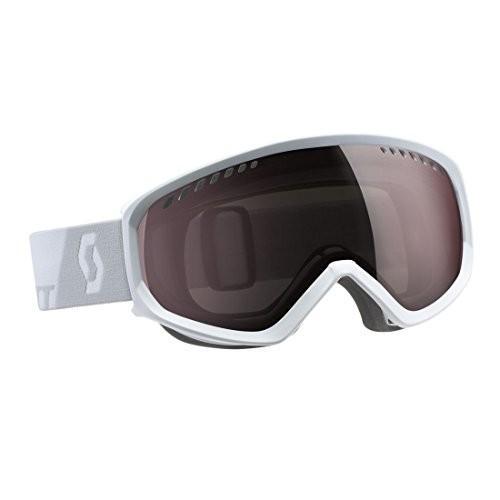 スコット スポーツ Faze スノー Goggle - 244591 (白い Amplifier シルバー Chrome)海外取寄せ品