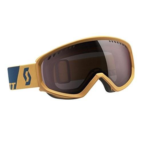 スコット スポーツ Faze スノー Goggle - 244591 (Citrus イエロー/コーラル ブルー Amplifier S海外取寄せ品