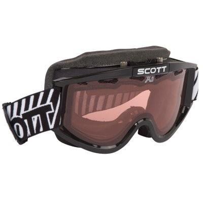 スコット USA Recoil Xi プロ スノー クロス ゴーグル, ブラック/ローズ レンズ, Primary カラー: ブラック,海外取寄せ品