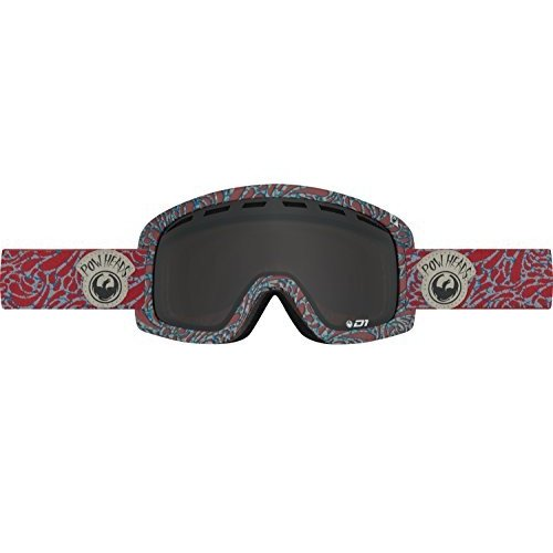 正規激安 Dragon アライアンス D1 OTG Pow Heads スキー ゴーグル, レッド海外取寄せ品, MARUSOU a6ade581