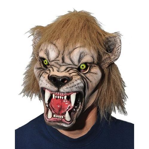 Zagone ライオン マスク, ビッグ Cat, ラージ Teeth海外取寄せ品