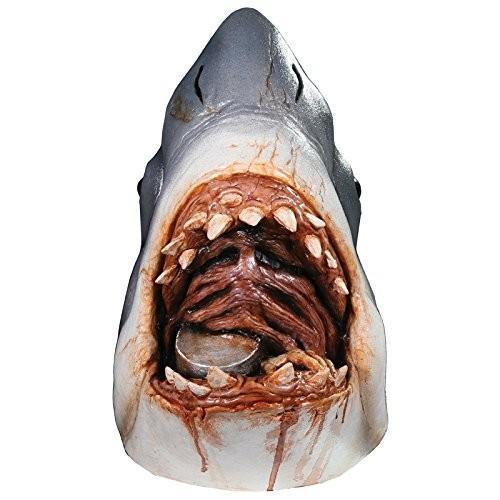 Trick or トリート Studios メンズ Jaws-Bruce The シャーク マスク, マルチ, One サイズ海外取寄せ品