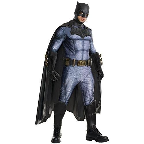 Rubie's メンズ バットマン Batman v スーパーマン Superman: Dawn of ジャスティス グランド ヘリテー海外取寄せ品