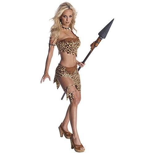 Secret Wishes レディース Tarzan ジャングル Jane コスチューム, レオパルド, Medium海外取寄せ品