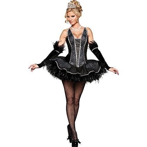 Seductive スワン コスチューム - ラージ - ドレス サイズ 10-14海外取寄せ品