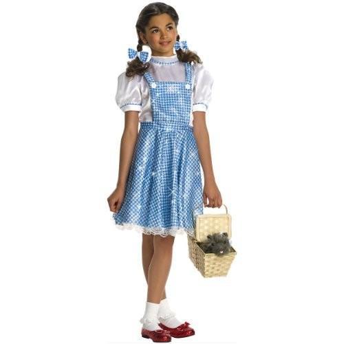 Deluxe オズの魔法使い Wizard of Oz Dorothy チャイルド コスチューム サイズ 12-14 ラージ海外取寄せ品