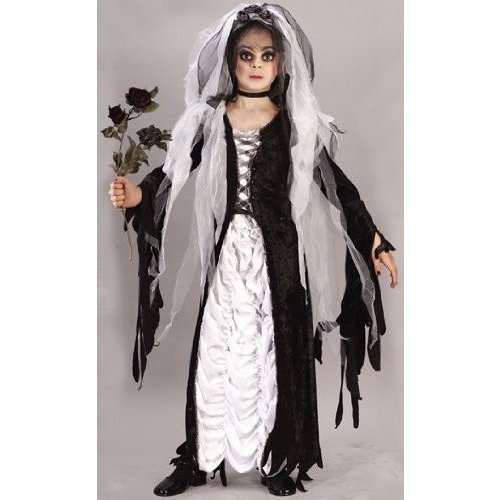 Bride of Darkness チャイルド コスチューム (Small)海外取寄せ品