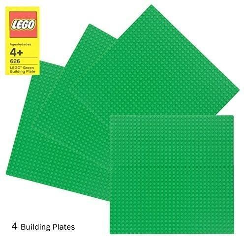 レゴ グリーン Baseplate 626 (10