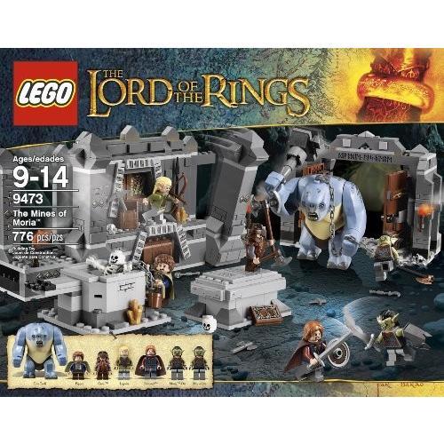 レゴ The ロード オブ ザ リング Lord of the Rings Hobbit The Mines of Moria (947海外取寄せ品