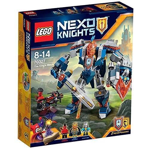 レゴ NexoKnights The King's メック 70327海外取寄せ品