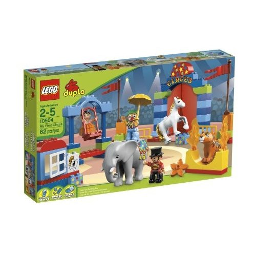 レゴ DUPLO My ファースト Circus 10504海外取寄せ品