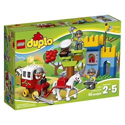 レゴ DUPLO Town トレジャー Attack 10569 Building Toy海外取寄せ品