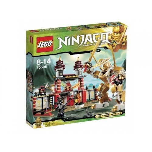 レゴ ニンジャゴー Lego Ninjago Temple of Light 70505 (Discontinued by manufa海外取寄せ品